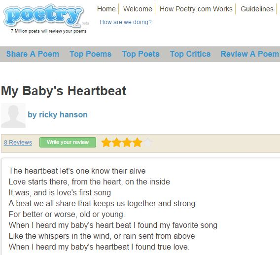 ricky-hanson-baby-poem